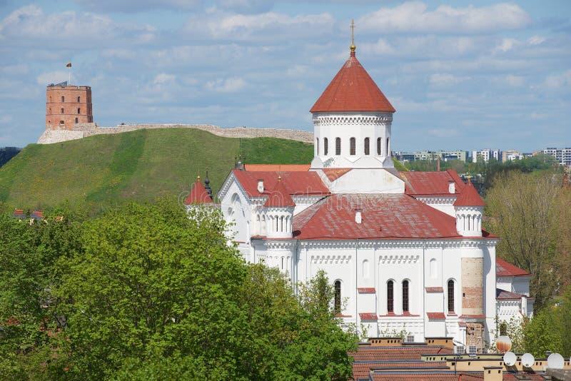 Download Mening Aan De Kathedraal Van Theotokos In Vilnius, Litouwen Redactionele Stock Afbeelding - Afbeelding bestaande uit europa, kapitaal: 54088764
