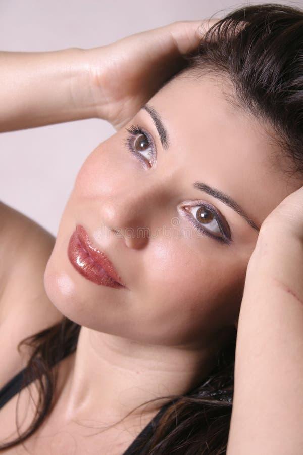 Download Mening gott fotografering för bildbyråer. Bild av ansiktsbehandling - 32635
