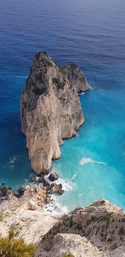 Mening in Griekenland stock afbeelding