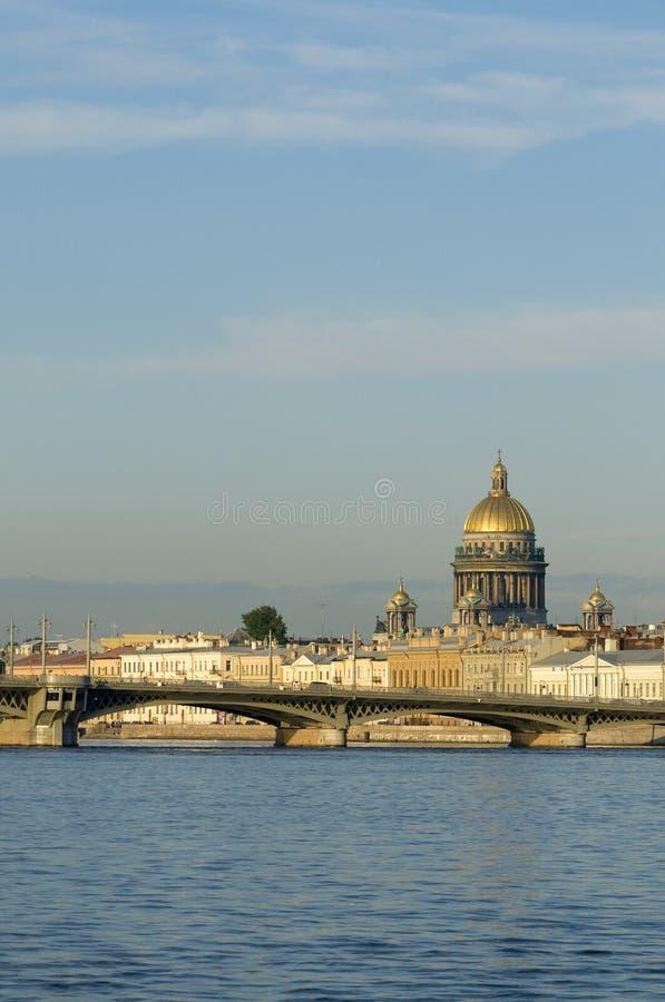 Mening Heilige Petersburg stock foto's