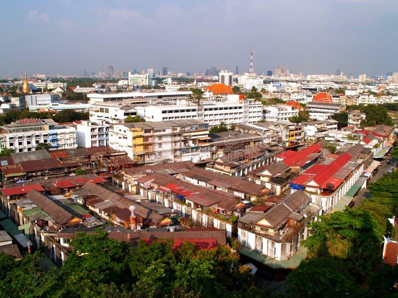 Mening van Bangkok 04 royalty-vrije stock foto
