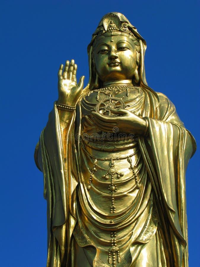 Mening van China royalty-vrije stock fotografie