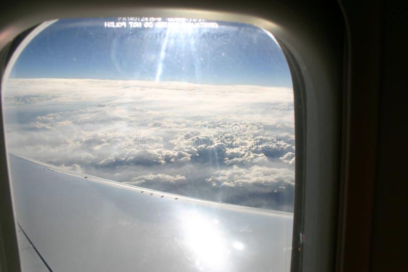 Mening van een Vliegtuig