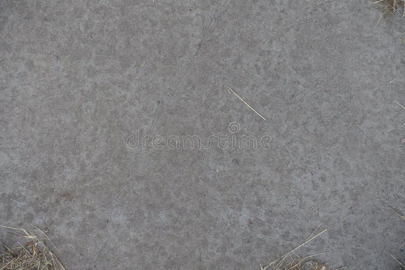 Mening van grijze concrete plak stock foto's