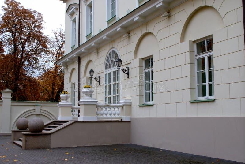 Download Mening Van Het Presidentiële Paleis In Vilnius Stock Foto - Afbeelding bestaande uit genaturaliseerd, historisch: 39104130