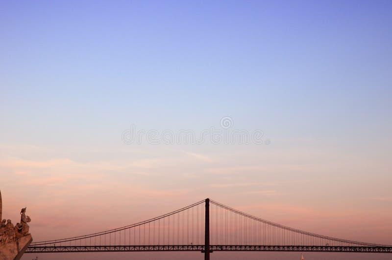 Mening van Portugal stock fotografie