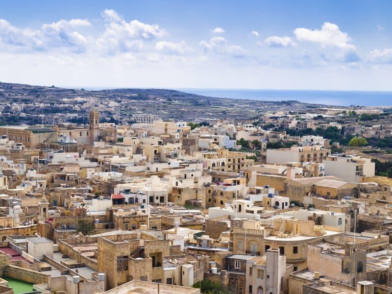 Mening van Rabat stock foto's