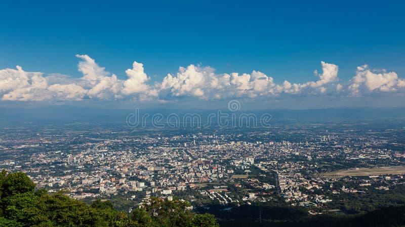 Meningen van Chiang Mai in noordelijk Thailand stock fotografie