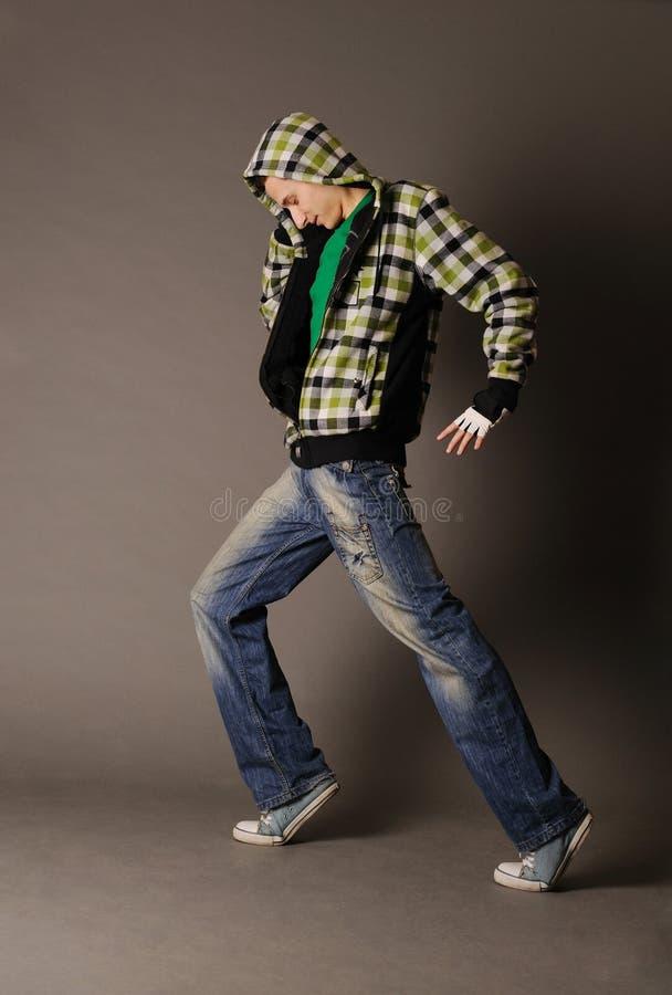 Menino da dança fotos de stock