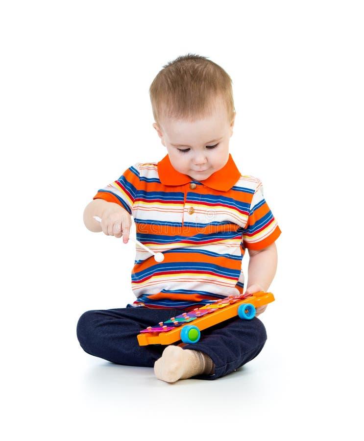Download Caçoe O Jogo Do Brinquedo Musical Imagem de Stock - Imagem de engraçado, playful: 29838497