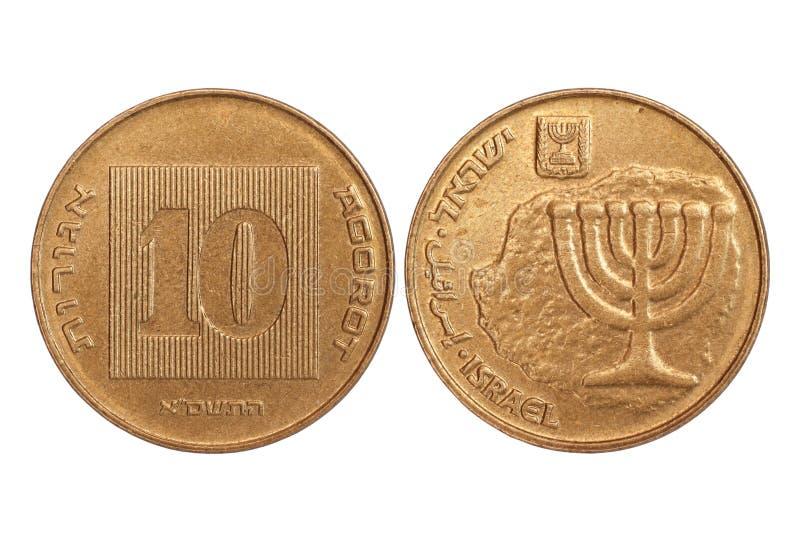 menniczy Israel obraz stock