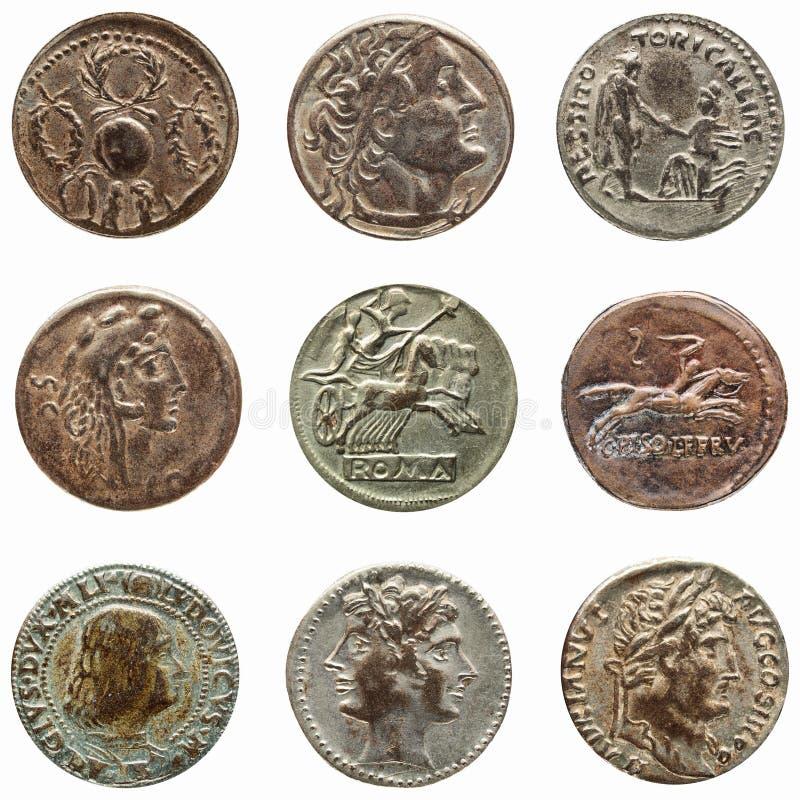 menniczy rzymski fotografia stock