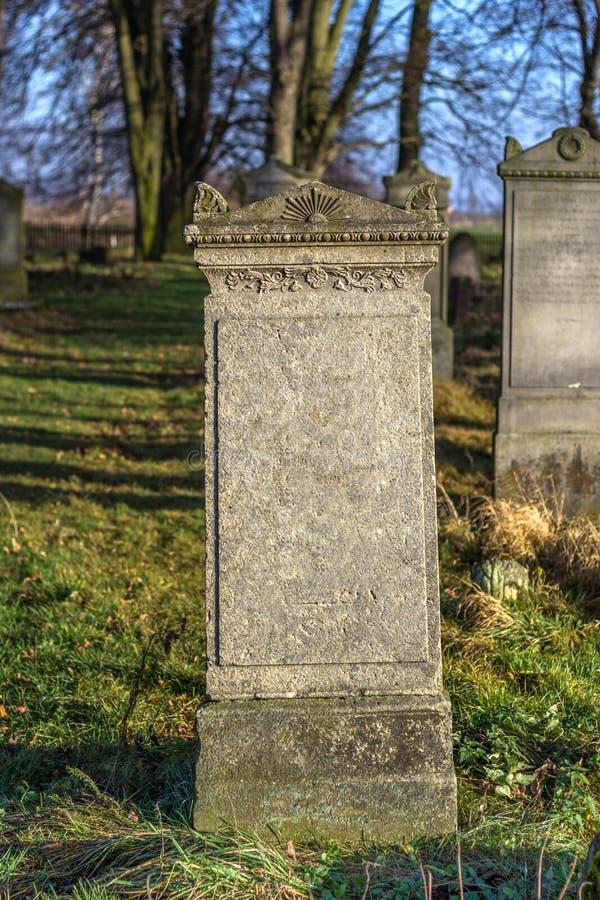 Mennonite cmentarz obrazy royalty free