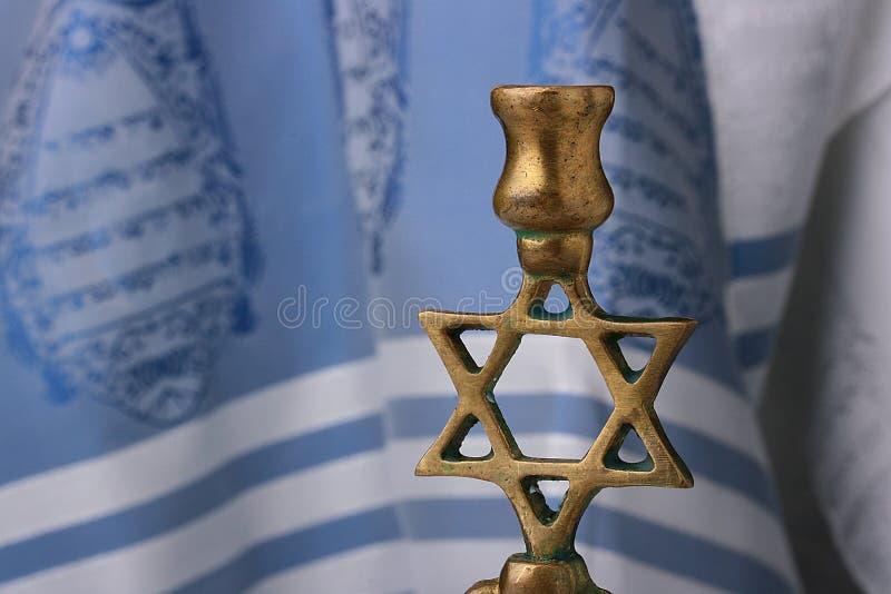 Download Menorah stock image. Image of holy, passover, blue, hashanah - 15500377