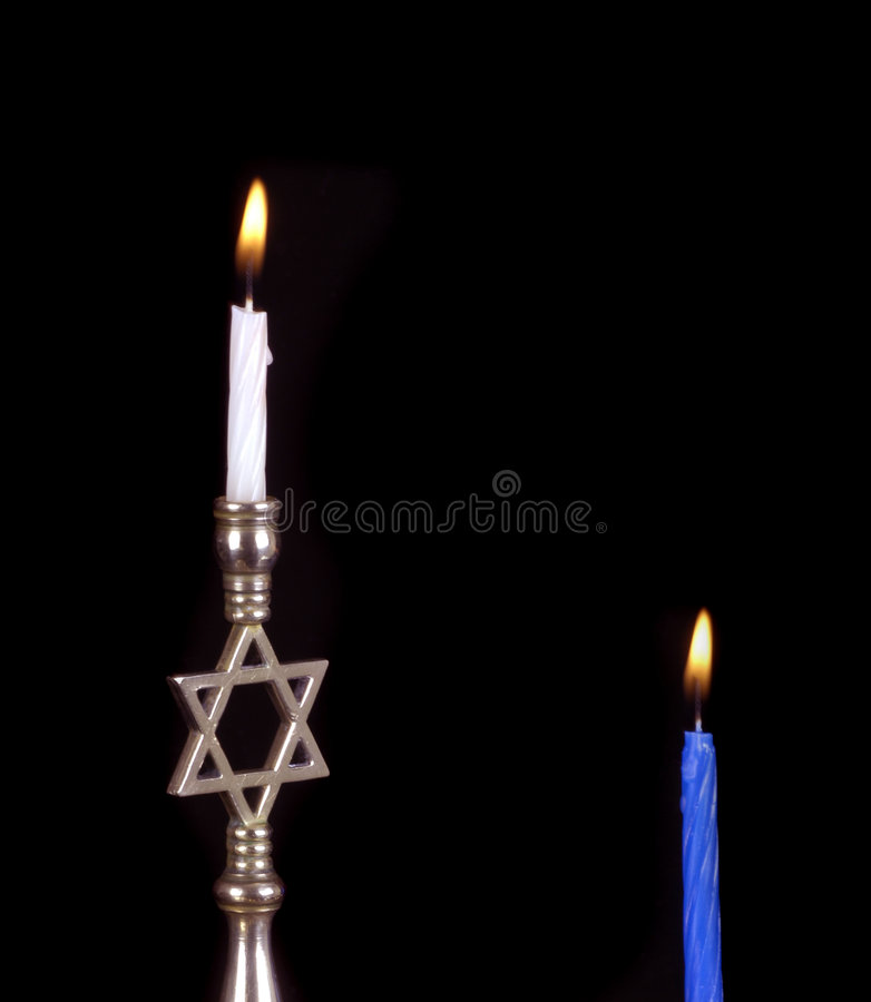 Download Menorah 2 stock photo. Image of heirloom, candles, festival - 166724