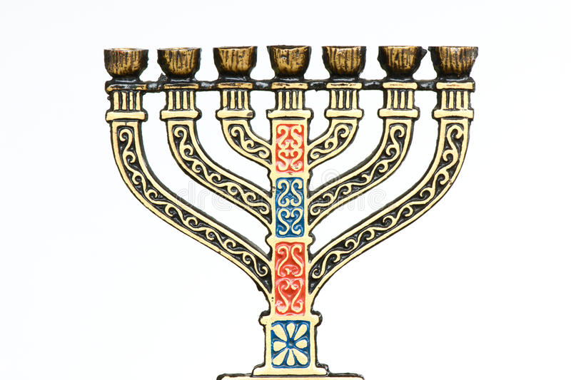 Download Menorah stock photo. Image of synagogue, culture, temple - 25964230