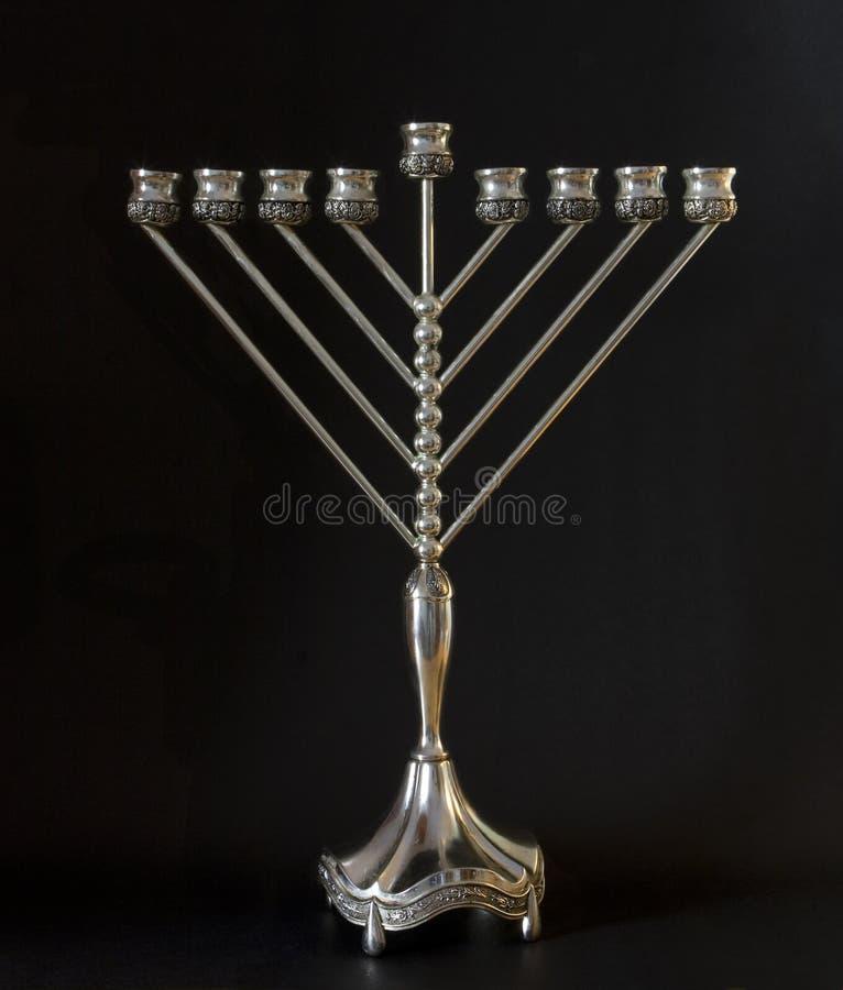menorah hanukkah стоковое изображение rf