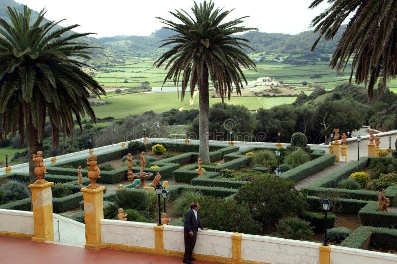menorca Ισπανία των Βαλεαρίδων Νή& στοκ εικόνες με δικαίωμα ελεύθερης χρήσης