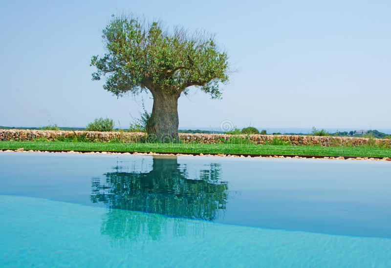 menorca Ισπανία των Βαλεαρίδων Νή& στοκ εικόνα