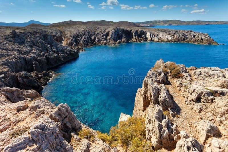 Menorca 免版税库存照片