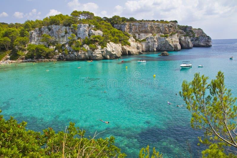 Menorca zdjęcia royalty free