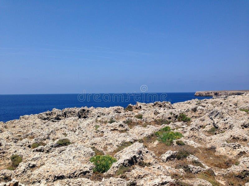 Menorca foto de archivo