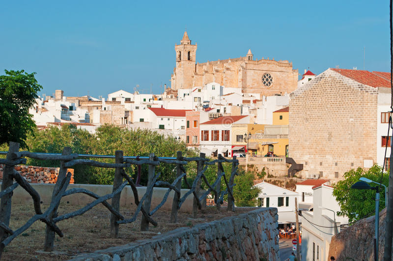 Menorca, Balearic Island, España foto de archivo
