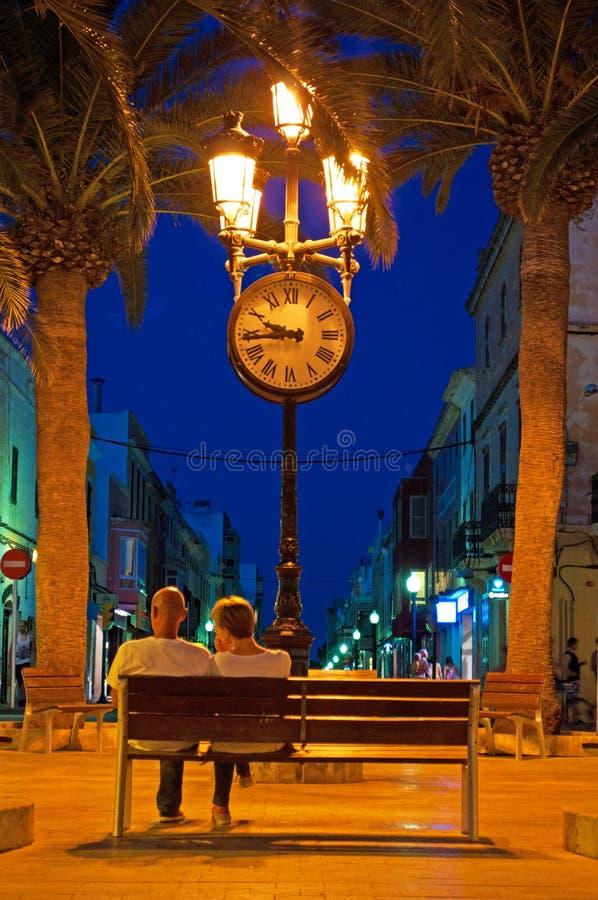 Menorca, Balearic Island, España foto de archivo libre de regalías