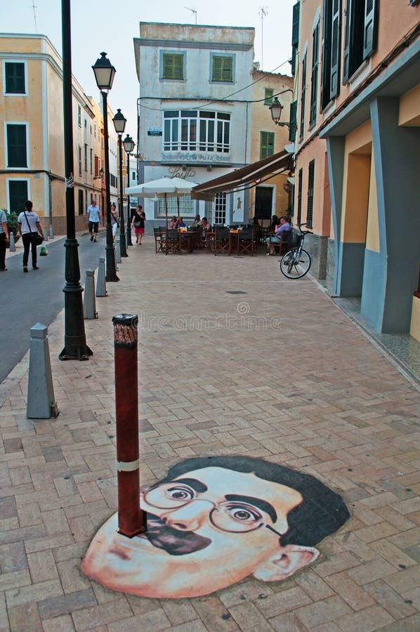 Menorca, Balearic Island, España imagen de archivo libre de regalías