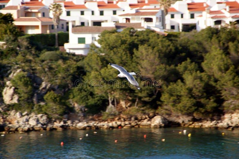Menorca - Balearic Island - la Spagna fotografia stock