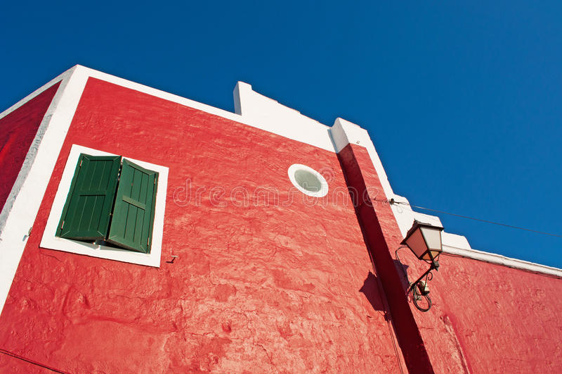 Menorca, Balearic Island, Spagna immagini stock