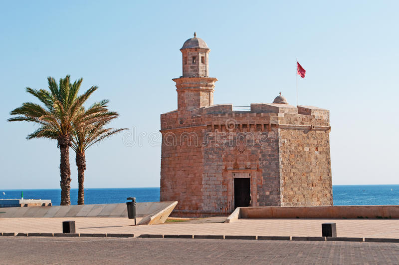 Menorca, Balearic Island, Spain fotografia de stock