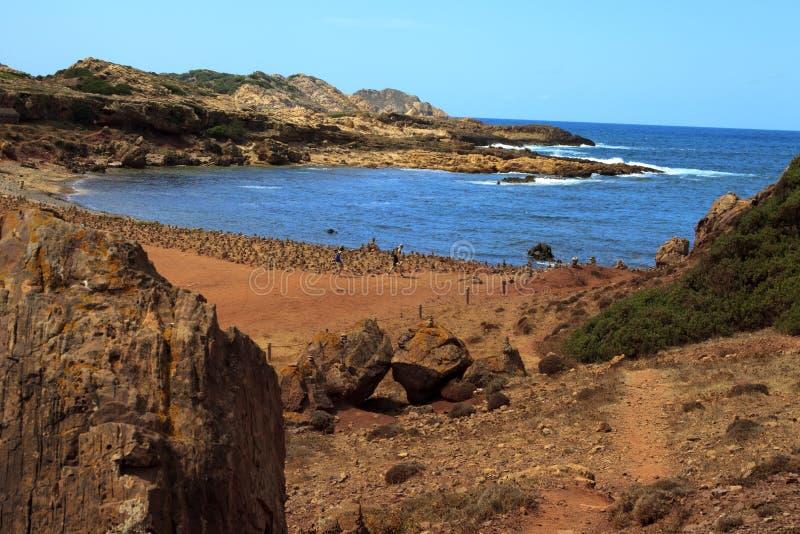 Menorca royalty free stock photography