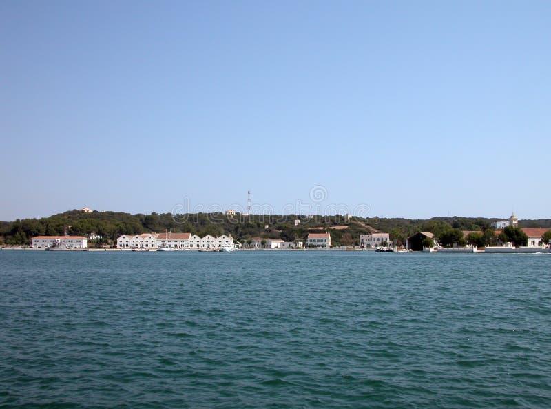 Download Menorca Mahon stock photo. Image of transparent, swim - 6216110