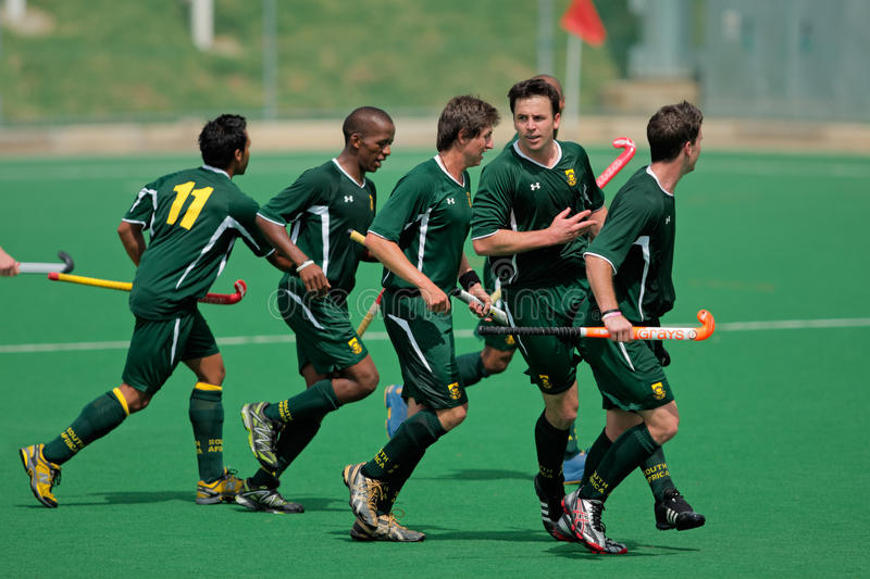 Download Mens field hockey action editorial photo. Image of sport - 12355556