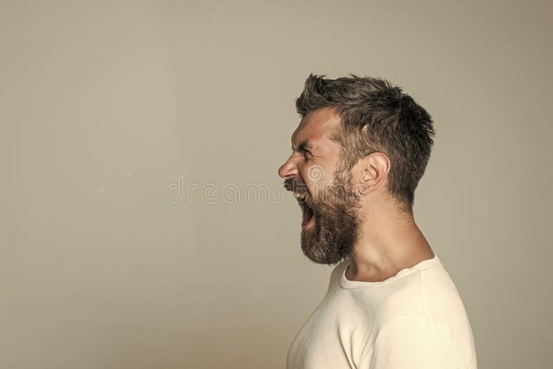 Mens heals care. Barber fashion and beauty. stock photography