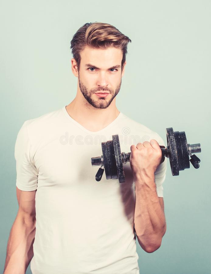 Mens power. man lifting barbell. sportsman training in gym. Sport dumbbell equipment. Athletic fitness man. Weight. Lifting. man workout with barbell. power and stock photos