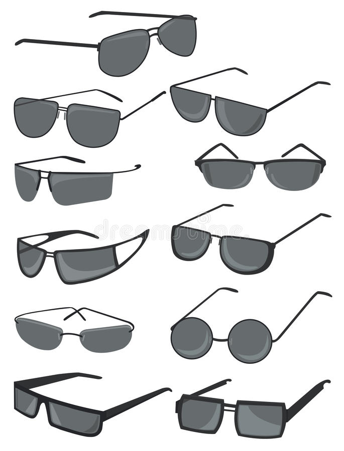 Download Mens Sunglasses Royalty Free Stock Images - Image: 30702719