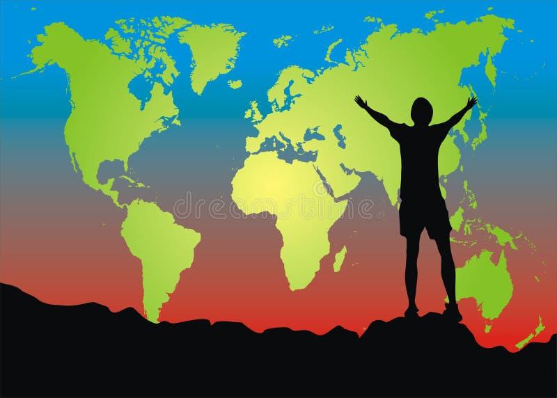 Mens voor aarde