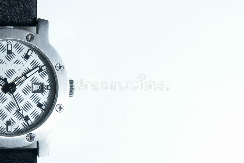 Mens Watch royalty free stock photos