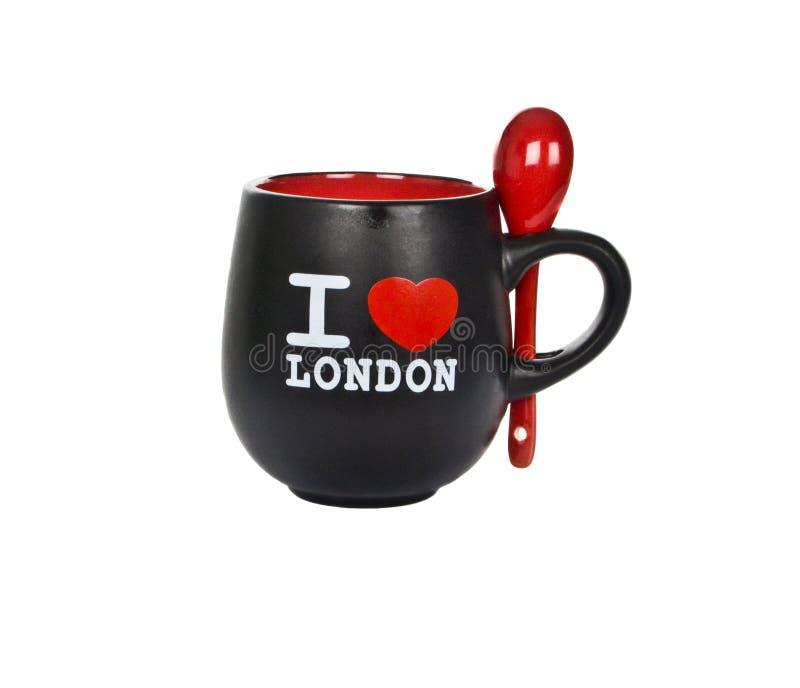 Mensagem de Londres imagens de stock royalty free