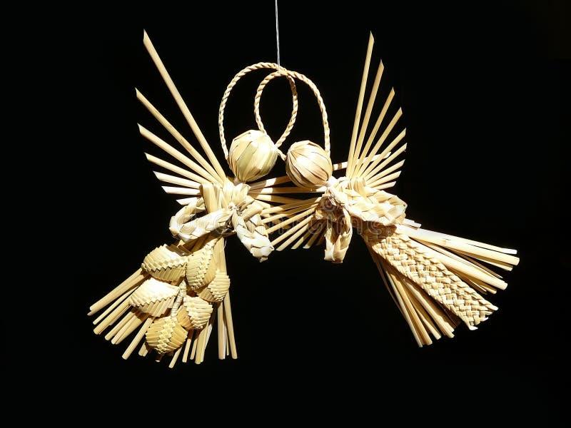 Mensaje de ángeles fotografía de archivo libre de regalías