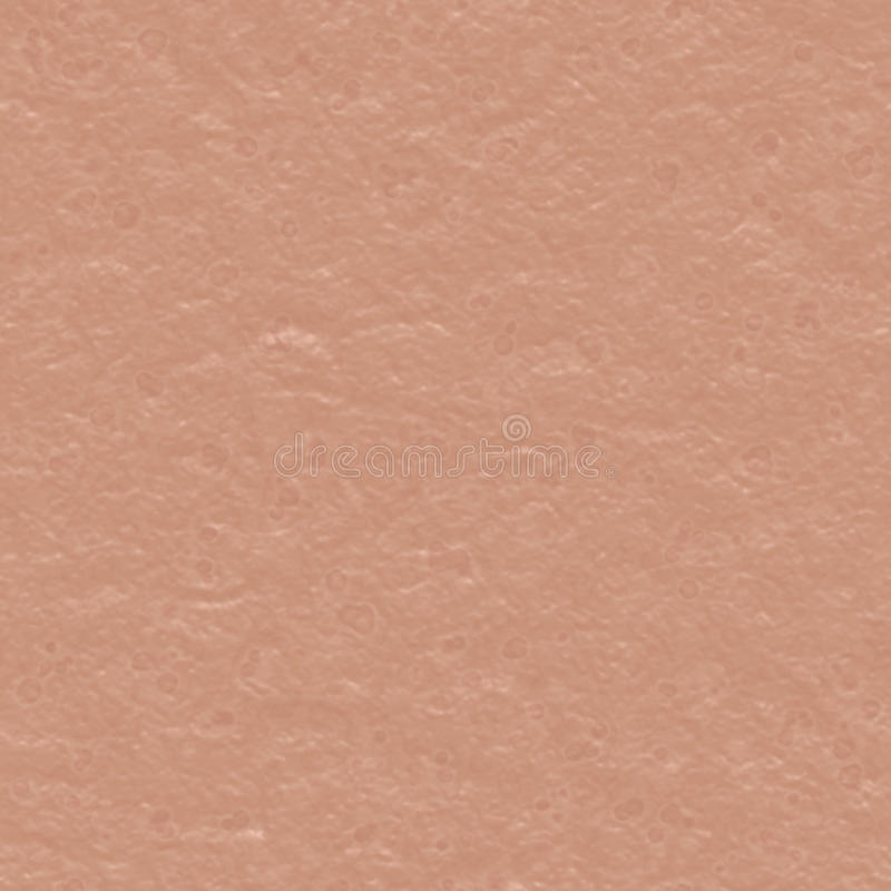 Menschliche Haut stock abbildung