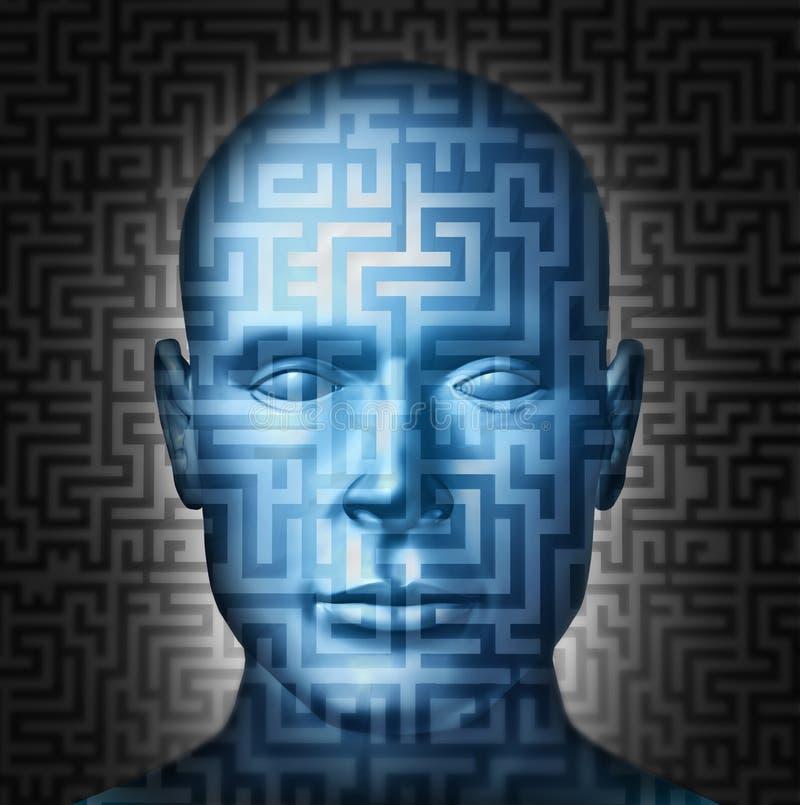 Menselijke Oplossingen royalty-vrije illustratie
