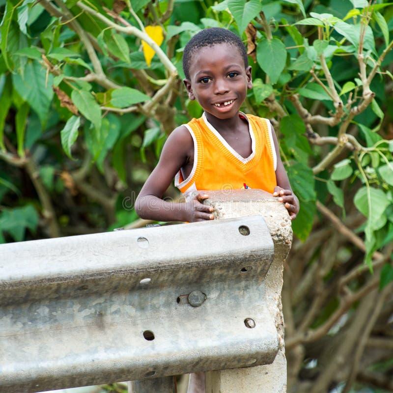 Mensen in PORTO-NOVO, BENIN royalty-vrije stock foto