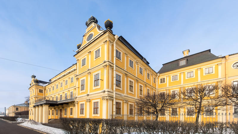 Menshikov Palace stock photo