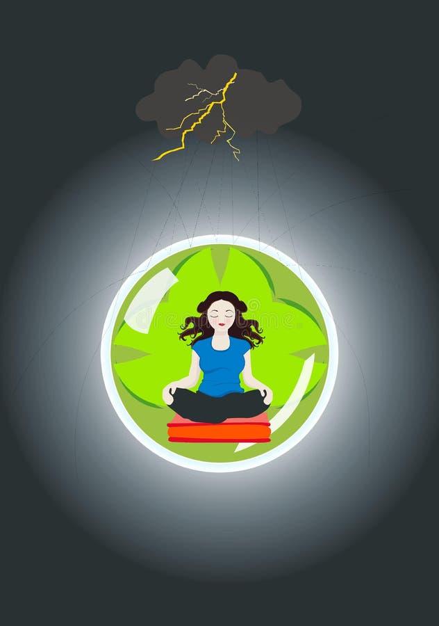 Mental Yoga peace