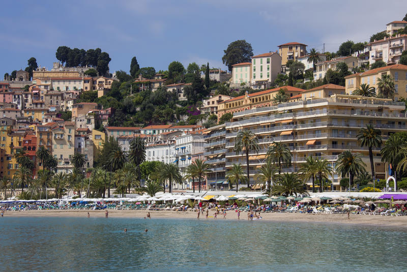 Download Menton - DAzur Da Costa - Sul De France Imagem Editorial - Imagem de france, riviera: 26500090