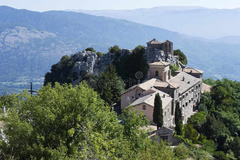 Download Mentorella sanctuary stock image. Image of europe, religion - 21204741