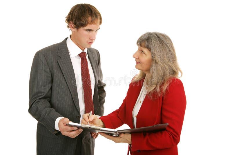 mentoring αριθμών σειρά πωλήσεων α& στοκ φωτογραφίες με δικαίωμα ελεύθερης χρήσης
